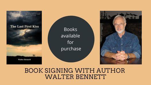 Meet Author Walter Bennett