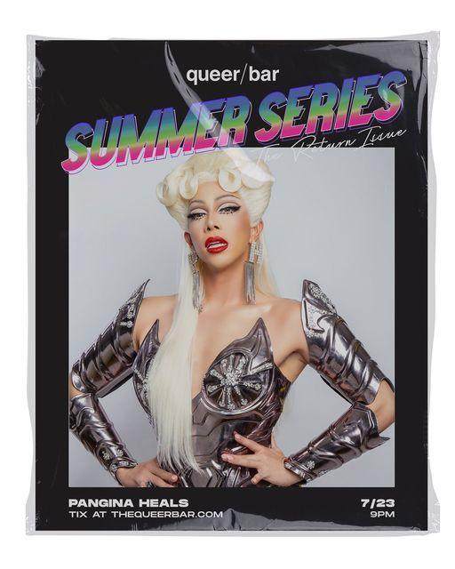Queer\/Bar Summer Series: Pangina Heals