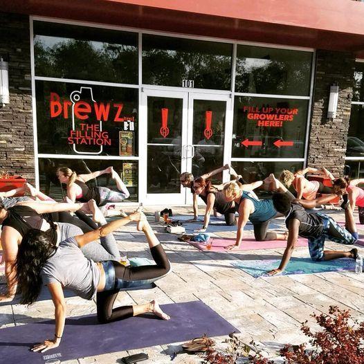 Yoga and Brewz w\/ Rebel Studio Yoga!