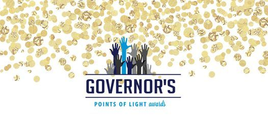 2021 Governor's Points of Light Awards
