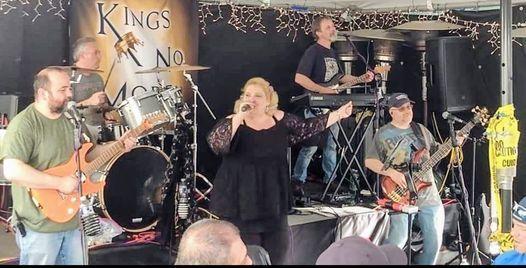 Kings No More Debut at  Kensington PubPhilly