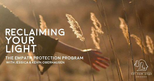 [Virtual] Reclaiming Your Light: Empath Protection Program