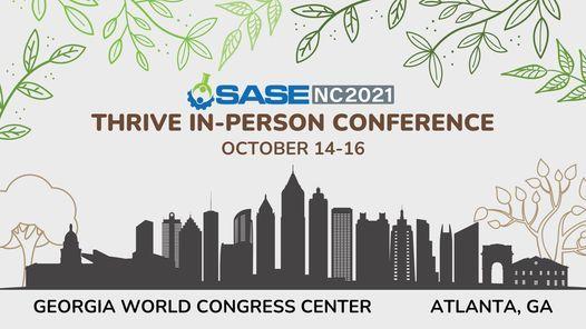 SASE NC & STEM Career Fair 2021: Thrive (In-Person)
