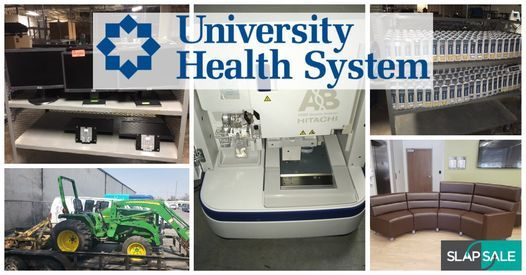 University Health Systems Auction