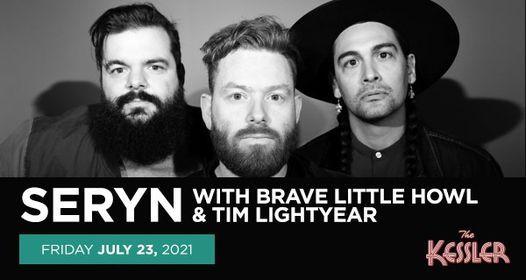 Seryn with Brave Little Howl & Tim Lightyear