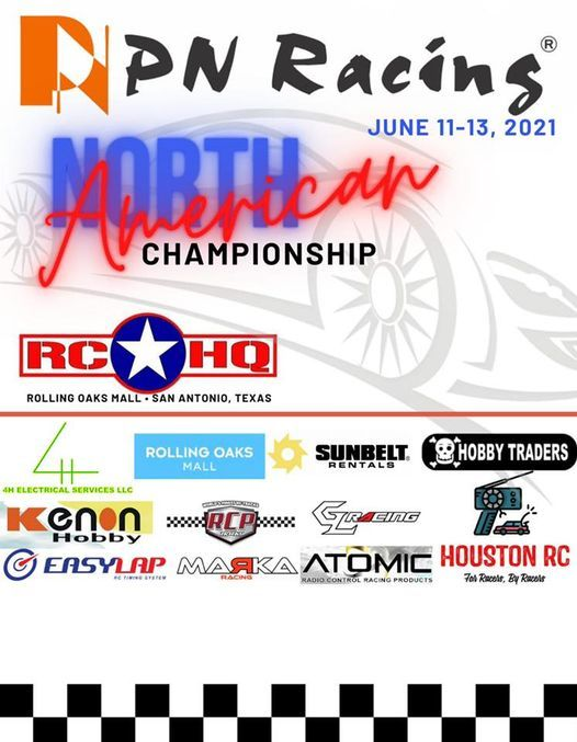 PN Racing North American Championship hosted by RCHQ!