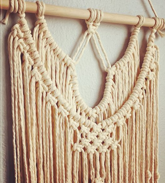 Macrame Workshop with Just Knots and Knots