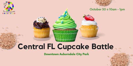 Central FL Cupcake Battle