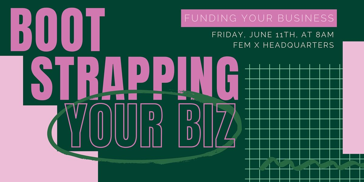Morning MindFUEL: Bootstrapping Your Biz    LEVEL San Diego