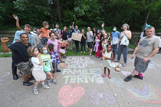 Senator Sinema: Make Child Checks Permanent!