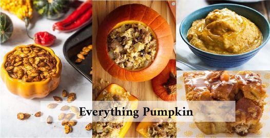 Everything Pumpkin