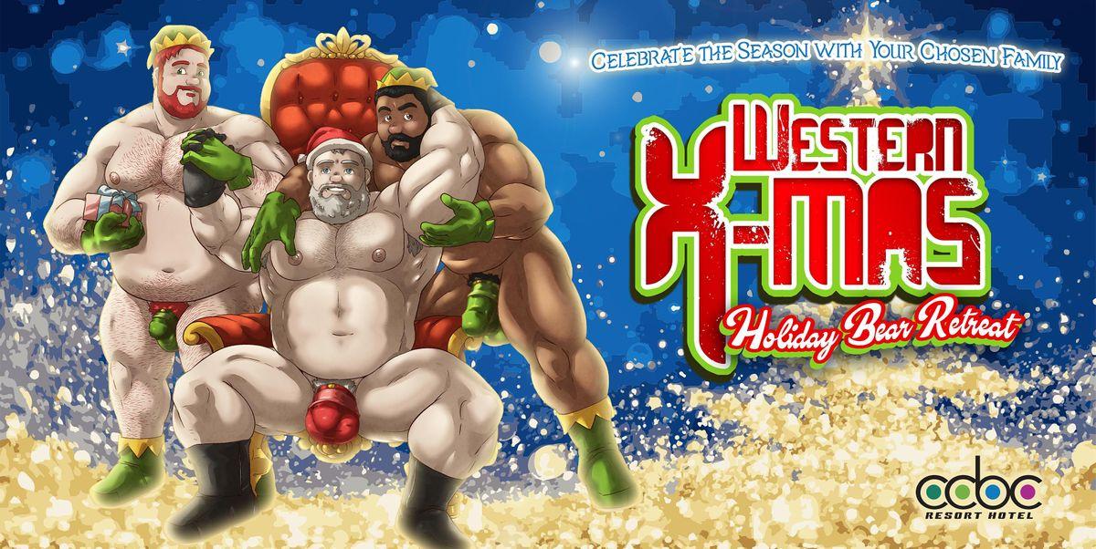 Western X-Mas: Holiday Bear Retreat