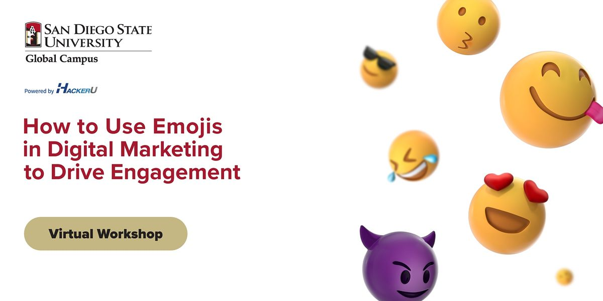 How to Use Emojis in Digital Marketing to Drive Engagement   Virtual Event