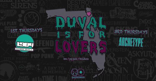DUVAL is for Lovers Ft. Sadsongs @Archetype [FREE!]