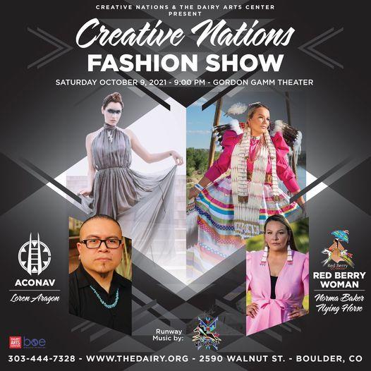 Native American Fashion Show