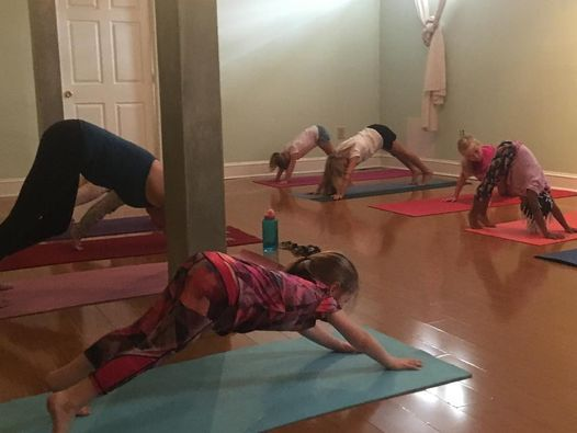 Foundations From The Ground Up: Twist Kids Yoga Training