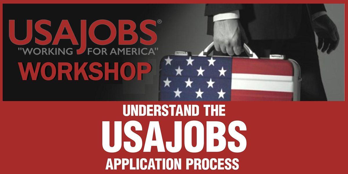 USA Jobs Workshop