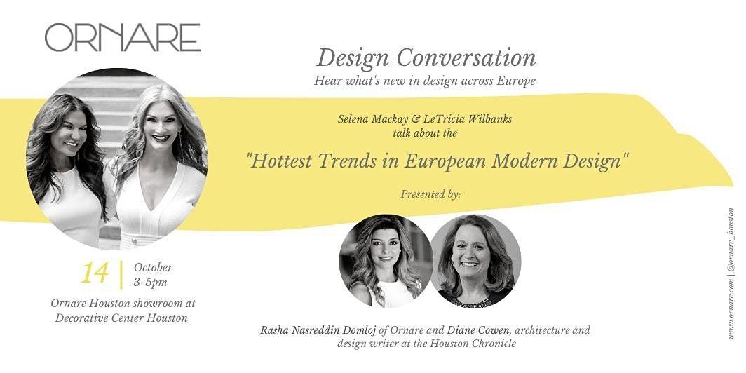 ORNARE Design Conversation