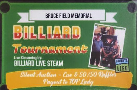 Bruce Fields Memorial Tournament
