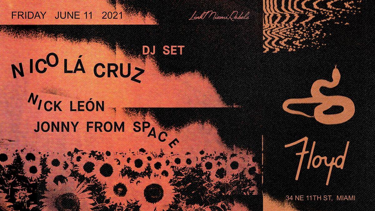 Nicol\u00e1 Cruz (DJ set) by Link Miami Rebels