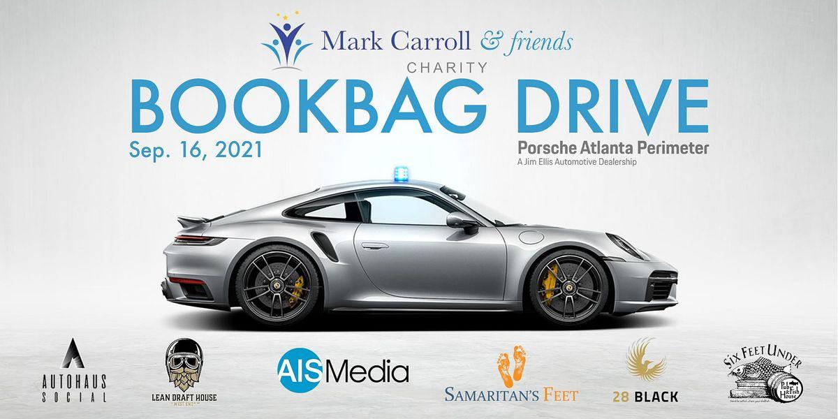 Mark Carroll & Friends Charity Exotic Car BookBag Drive.