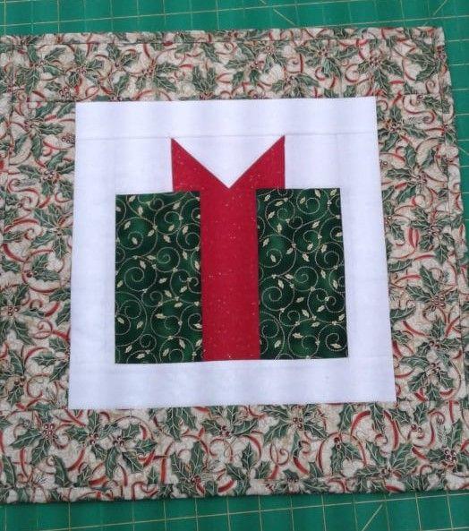 Quilt 101 Christmas Present