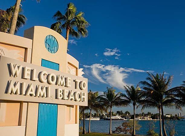 Strategic WORKCATION week (3) - Miami Beach