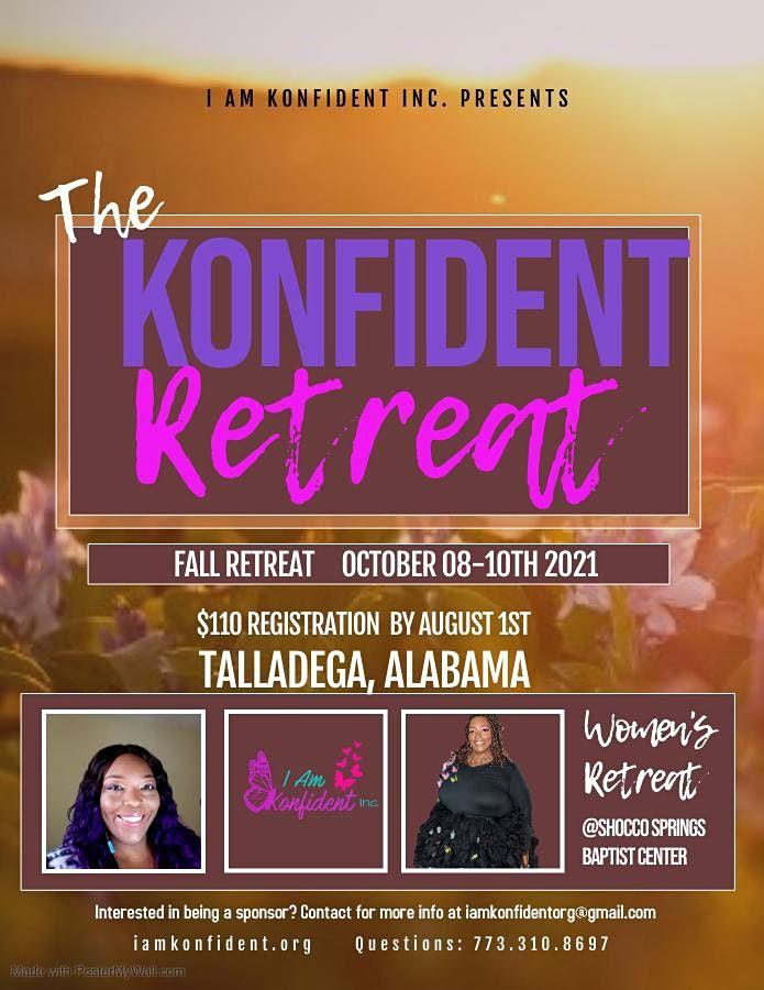 The I Am Konfident Retreat