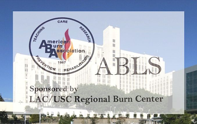 Advanced Burn Life Support  September 15, 2021