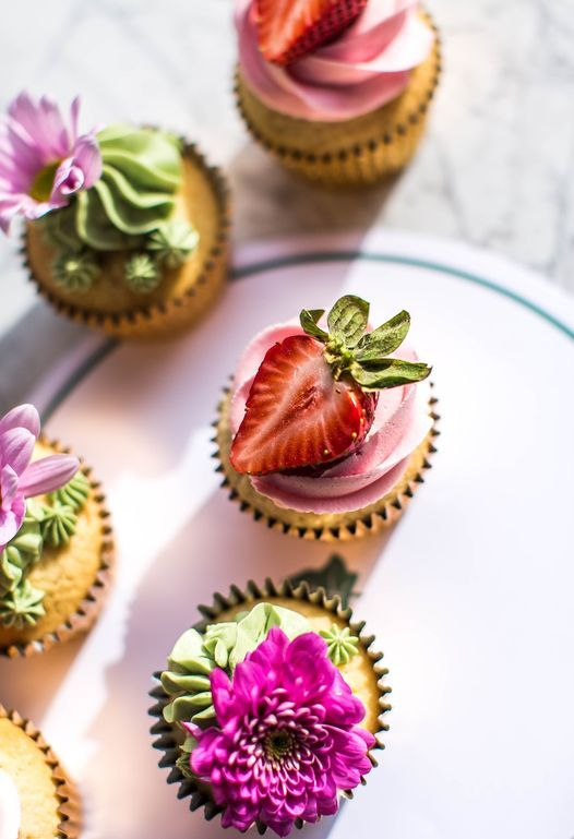 Young Chef: Pin-Spired Cupcakes
