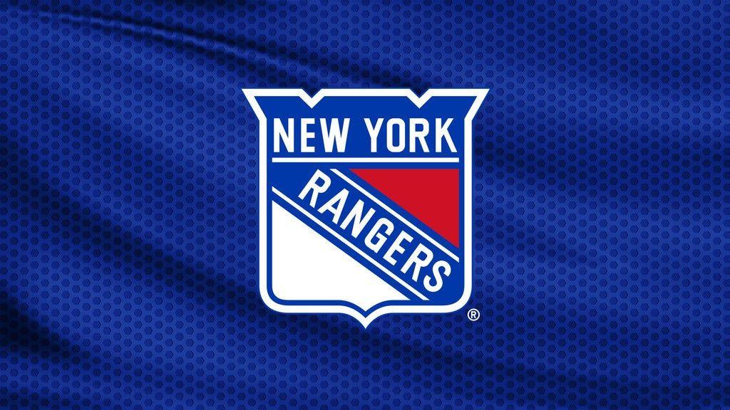 New York Rangers vs. Dallas Stars