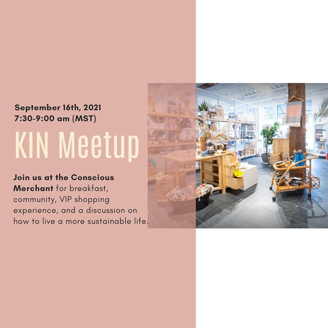 September KIN Meetup
