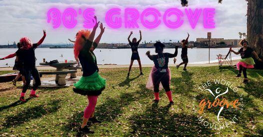 80s Groove DANCEfloor Experience