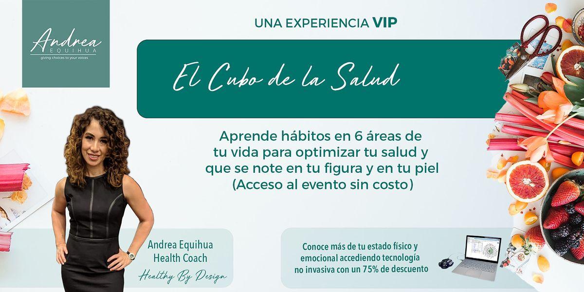 """Experiencia Presencial: """"El Cubo de la Salud"""""""
