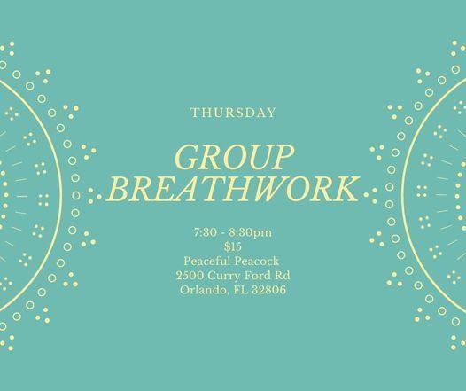 Group Breathwork