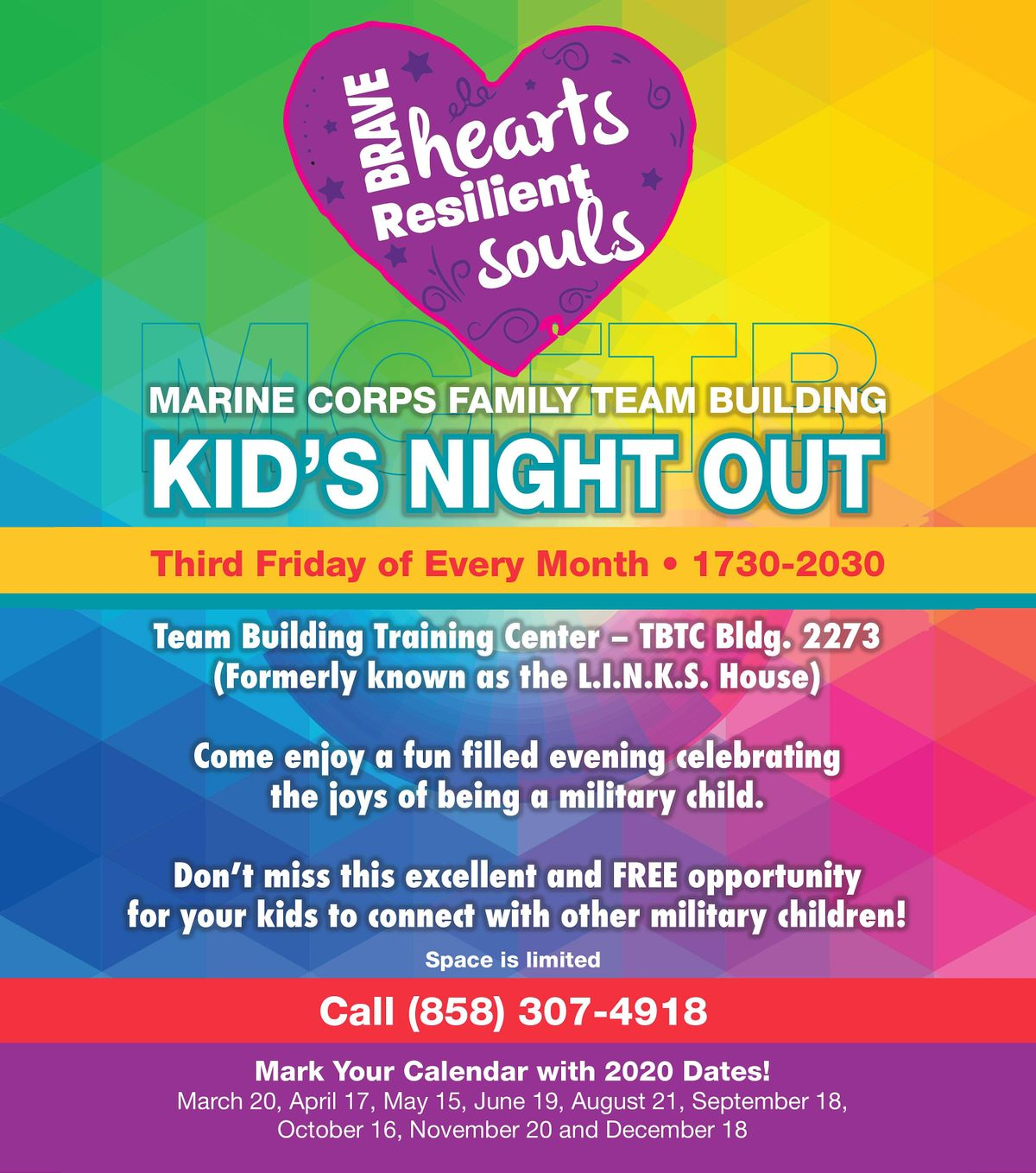 November  Kid's Night Out