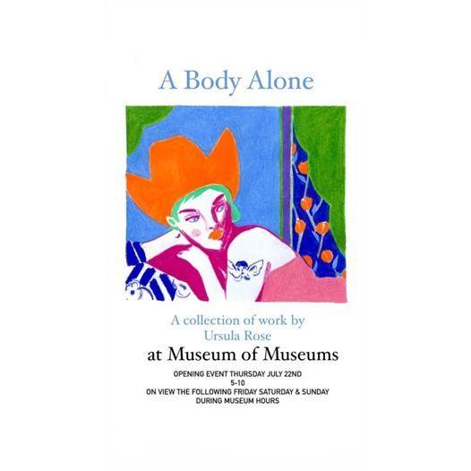 A Body Alone