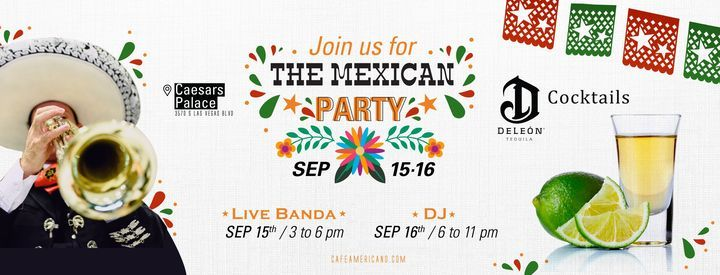 The Mexican Party!