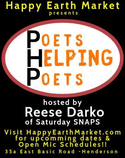 Poets Helping Poets