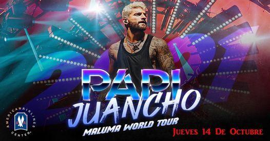 MALUMA - PAPI JUANCHO WORLD TOUR