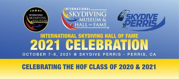 2021 International Skydiving Hall of Fame Celebration