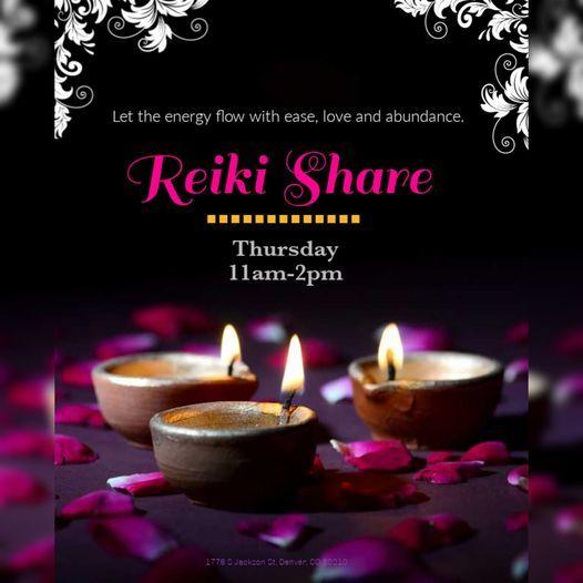 Reiki share
