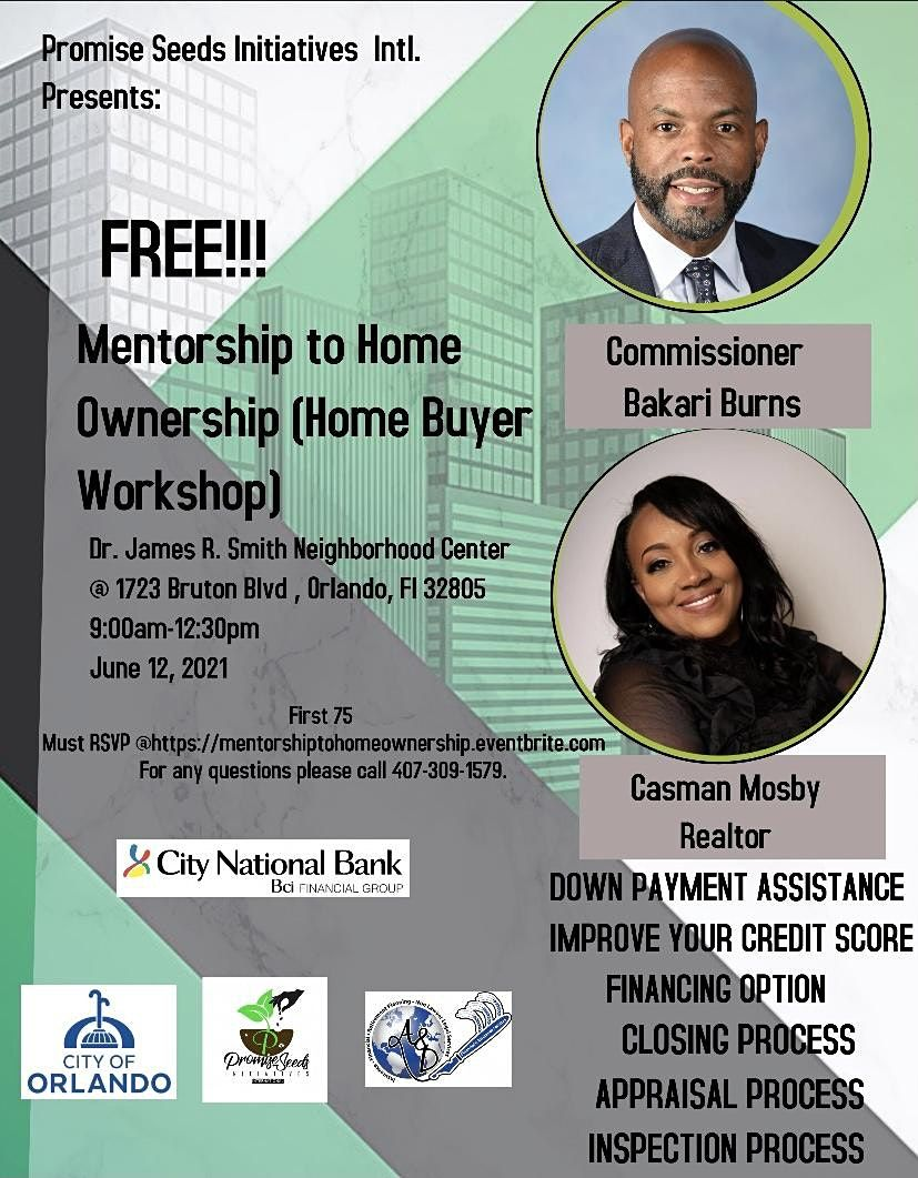 Mentorship to Home Ownership