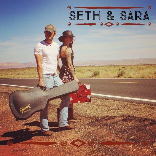 Seth and Sara: Live at Mac's Speed Shop Steele Creek
