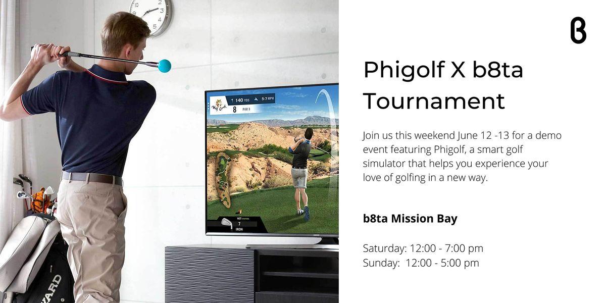 Phigolf WGT Mini Tournament