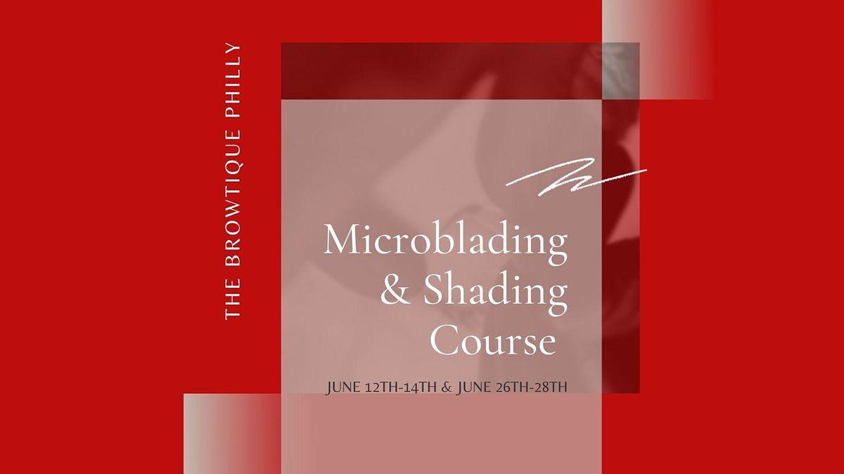 3 Day Microblading & Shading Training