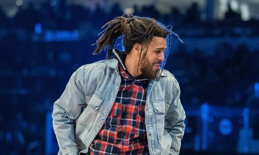 J. Cole at Ball Arena