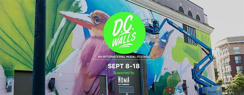 D.C. Walls Mural Tour
