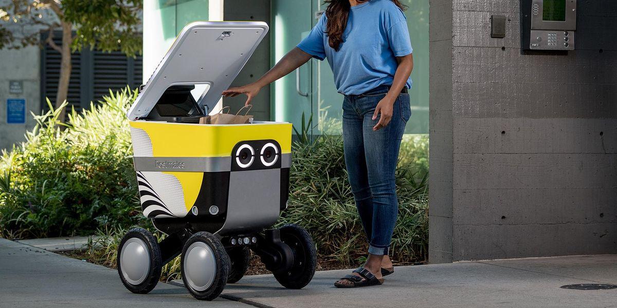 Future of Transportation - Touraj Parang, Serve Robotics