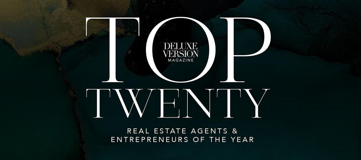 Top Twenty Real Estate Agents & Entrepreneurs